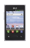 LG Optimus Logic L35G LG35G NET10 Black Android Touchscreen Smartphone Cell phone