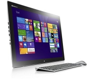"Lenovo - Horizon II 27"" Portable Touch-Screen All-In-One Computer - 8GB Memory - 1TB Hard Drive - Silver/Black LENOVO HORIZON II - F0AQ000PUS"