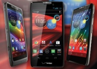 Motorola new RAZR family