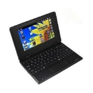 NEW 4Gb 7 inch Black Mini Laptop Netbook. Android 2.2. Latest Software. Latest build.