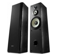 Sony SS F5000 - Left / right channel speakers - 3-way