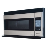 Dacor Black Over the Range Microwave PMOR3021B