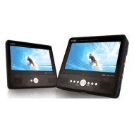 "Coby 7"" Portable DVD Player"