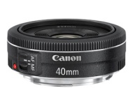 Canon 40 mm STM