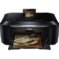 Canon PIXMA MG8220 ESAT Approx. 12.5 ipm 9600 x 2400 dpi Wireless InkJet MFC / All-In-One Color Printer