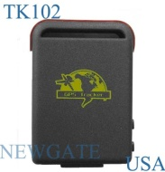 Mini SPY Real-Time GSM GPRS GPS Tracker /Tracking Device TK102 QUAD BAND US SELLER