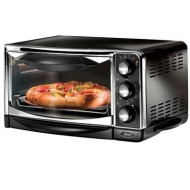 Oster 6290 6 Slice Toaster Oven- Black