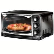 Oster 6290 6 Slice Toaster Oven- Black