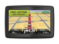 "TomTom 5.0"" GPS Navigation with Lifetime Map Updates"
