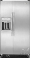 Whirlpool Freestanding Side-by-Side Refrigerator GD5NVAXS