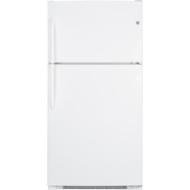 GE Top Freezer Freestanding Refrigerator GTS21KBX