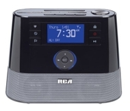 RCA RIR205 Infinite Radio Tabletop Internet Radio with Wi-Fi Enabler (Black)