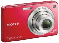 Sony Red 14MP/4X Optical Zoom Digital Camera