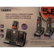 TRU12803 Digital Cordless Phone (1 x Phone Lines)