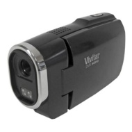 Vivitar Black 12.1MP Full HD Camcorder Kit