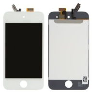 iPod Touch 4th Gen LCD Touch Digitizer Screen Assembly White