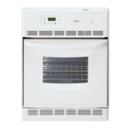 "24"" Manual Clean Wall Oven 4043"