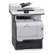 HP Color LaserJet CM2320fxi - Multifunction ( fax / copier / printer / scanner ) - colour - laser - copying (up to): 20 ppm (mono) / 20 ppm (colour)