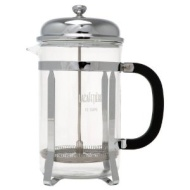 La Cafetiere Classic 12 Cup Cafetiere in Chrome LR120200
