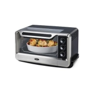 Oster Glass-View Toaster Oven - Stainless-Steel