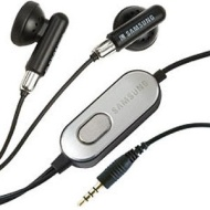 Samsung Instinct SPH-m800, Hue II SCH-r600, Delve SCH-r800, Highnote SPH-m630 OEM Stereo Hands-free Headset Part (AAEP404SBE)