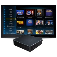 Sungale Cloud TV Box STB266 - digital multimedia receiver
