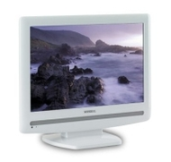"Toshiba 19AV51U - 19"" LCD TV - widescreen - 720p - high-gloss white"
