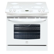 "Kenmore 30"" Electric Self Clean Drop-In Range 4559"