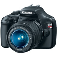 Canon EOS Rebel T3 DSLR Camera w/EFS 18-55 Lens