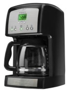Kenmore 12 Cup Programmable Coffee Maker,Black