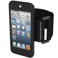Mediabridge Sport Armband for iPod Touch - 5th Generation (Black)