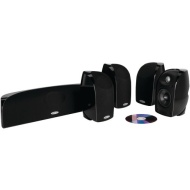 Polk Audio Blackstone TL250 5-piece home theater speaker system
