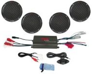 Pyle PLMRKT4B audio amplifier