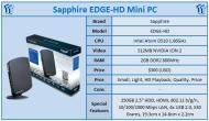 Sapphire EDGE-HD
