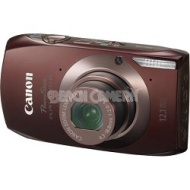CANON 5130B001 12.1 MEGAPIXEL POWERSHOT(R) ELPH 500 HS DIGITAL CAMERA (BROWN)