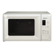 Daewoo White Touch Control Microwave