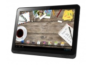 "Hannspree SN14T71BRE Tablette Tactile 13,3"" (33,78 cm) ARM Cortex A9 1,6 GHz 16 Go Android Jelly Bean 4.2.2 Wi-Fi Noir"