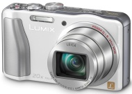 + Panasonic Lumix DMC-TZ30 - Digital camera - 3D - compact - 14.1 Mpix - 20 x optical zoom - Leica 12 MB - black + Compact Camera Case + SDHC 16 GB Cl