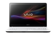 "Sony - VAIO Fit 15.5"" Laptop - 6GB Memory - 750GB Hard Drive - White"