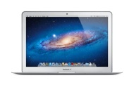 Apple 13-inch MacBook Air (Intel Dual Core i5 1.8GHz, 4GB RAM, 128GB Flash Memory, HD Graphics 4000, OS X Lion)