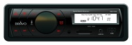 Bravo View IND-100U - In-Dash Digital Media Receiver  with AM/FM Tuner and USB/SD/AUX-IN