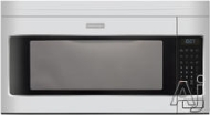 Electrolux EI30MH55GB - Microwave oven - over-range - 59.5 litres - 1200 W - black