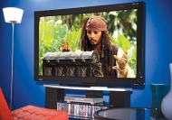 Fujitsu Plasmavision P65FT00AUB Plasma HDTV