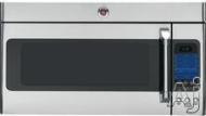 "GE 30"" Over the Range Microwave CVM2072SMSS"