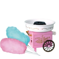 Nostalgia Electrics Old Fashioned Carnival Cotton Candy Maker