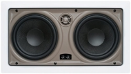 Proficient Audio IW650 6.5 Kevlar In-Wall LCR Speaker - Each (White)