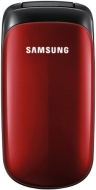 Samsung E 1150 ruby red sim-free unbranded