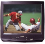 "Sharp 27N-S50 27"" TV"