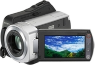 "Handycam DCR-SR46 Digital Camcorder - 2.7"" - Touchscreen LCD - CCD (16:9 - 0.3 Megapixel Image - 0.3 Megapixel Video - 40x Optical Zoom - 2000x Digita"