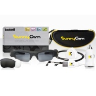 SUNNYCAM video HD recording sunglasses
